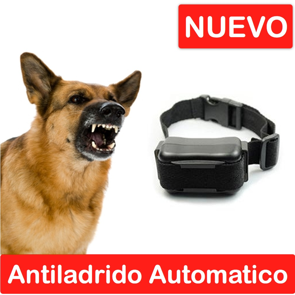Collar antiladrido