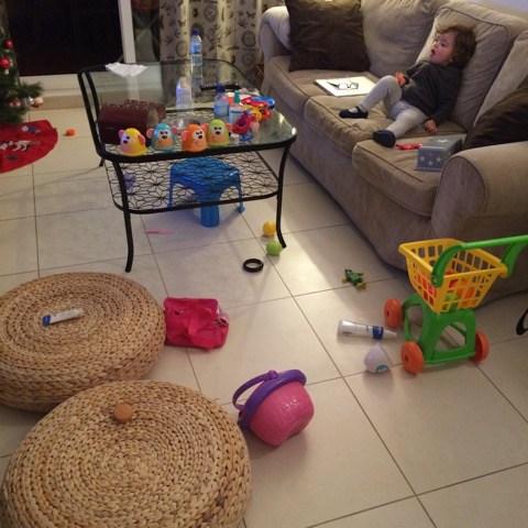 Berta juguetes salón