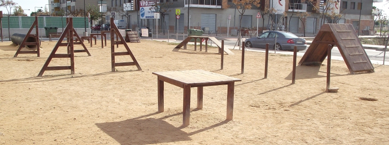 Agility parque canino 2