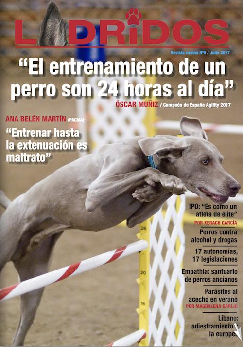 revista Ladridos portada