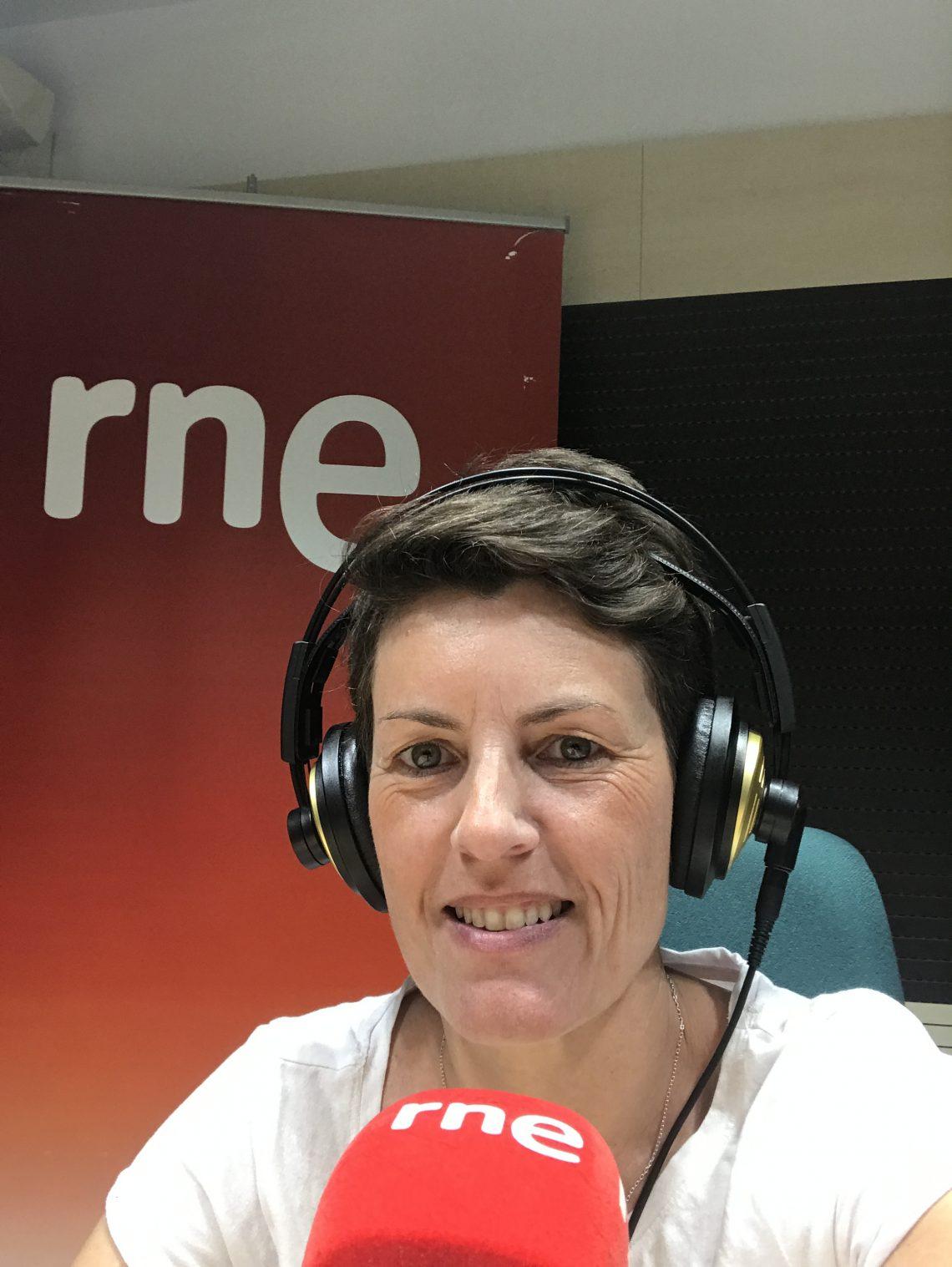 Entrevista RNE